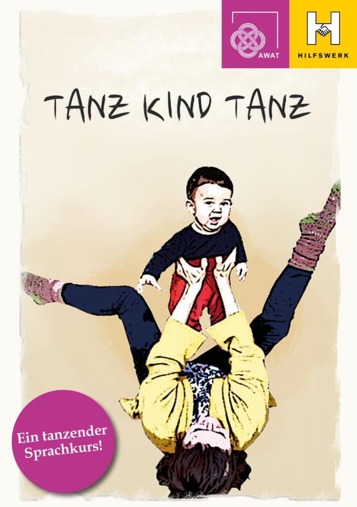 Tanz Kind Tanz ein tanzender Sprachkurs!
